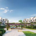 Lokum Villa Nova - mieszkania willowe z ogródkami
