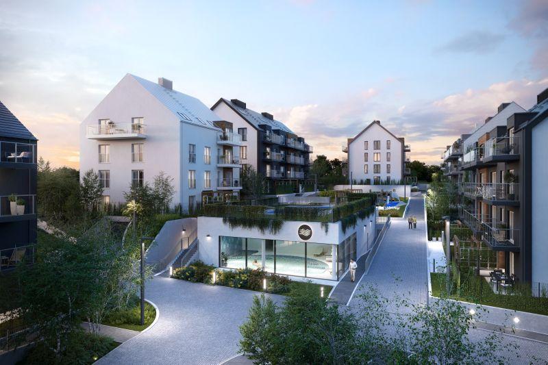 Nowe mieszkanie w Sobótce