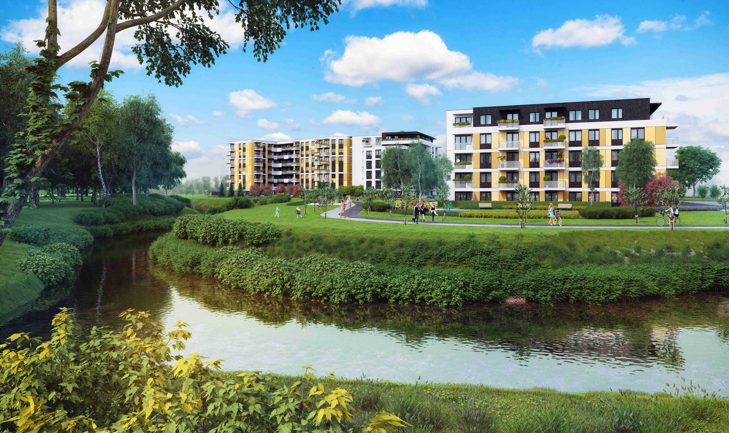Nowe mieszkania w Krakowie – dzielnica Ruczaj