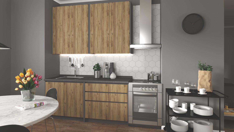 Meble kuchenne modułowe idealne do małej i dużej kuchni